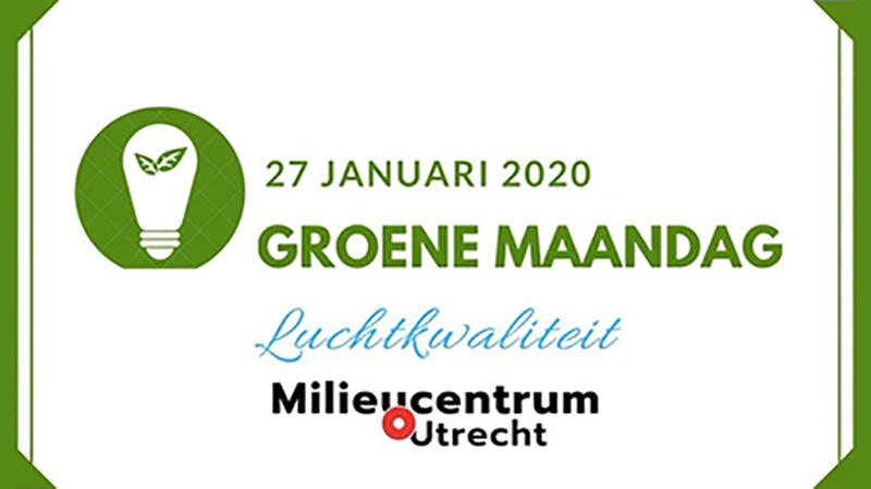Groene Maandag Milieucentrum Utrecht