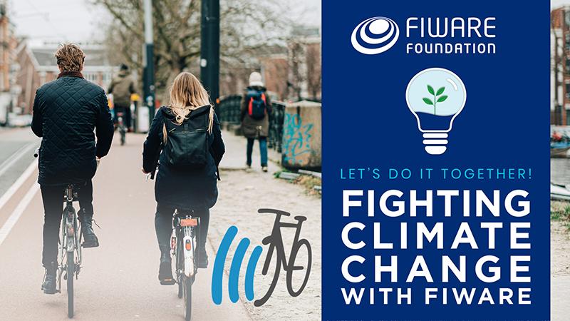 Strijden tegen klimaatverandering met FIWARE