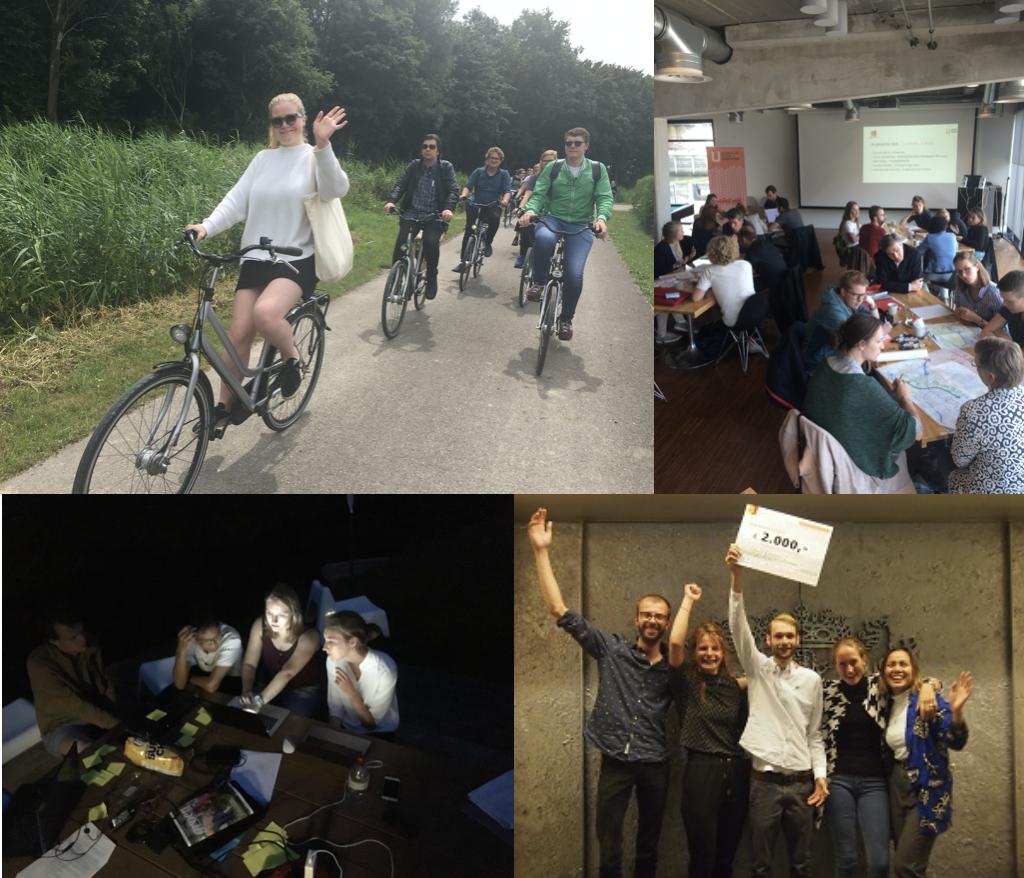 Doe mee aan de Snuffelfiets Summerschool: Hoe kunnen Utrecht en Gelderland de gezondste provincies van Nederland worden?