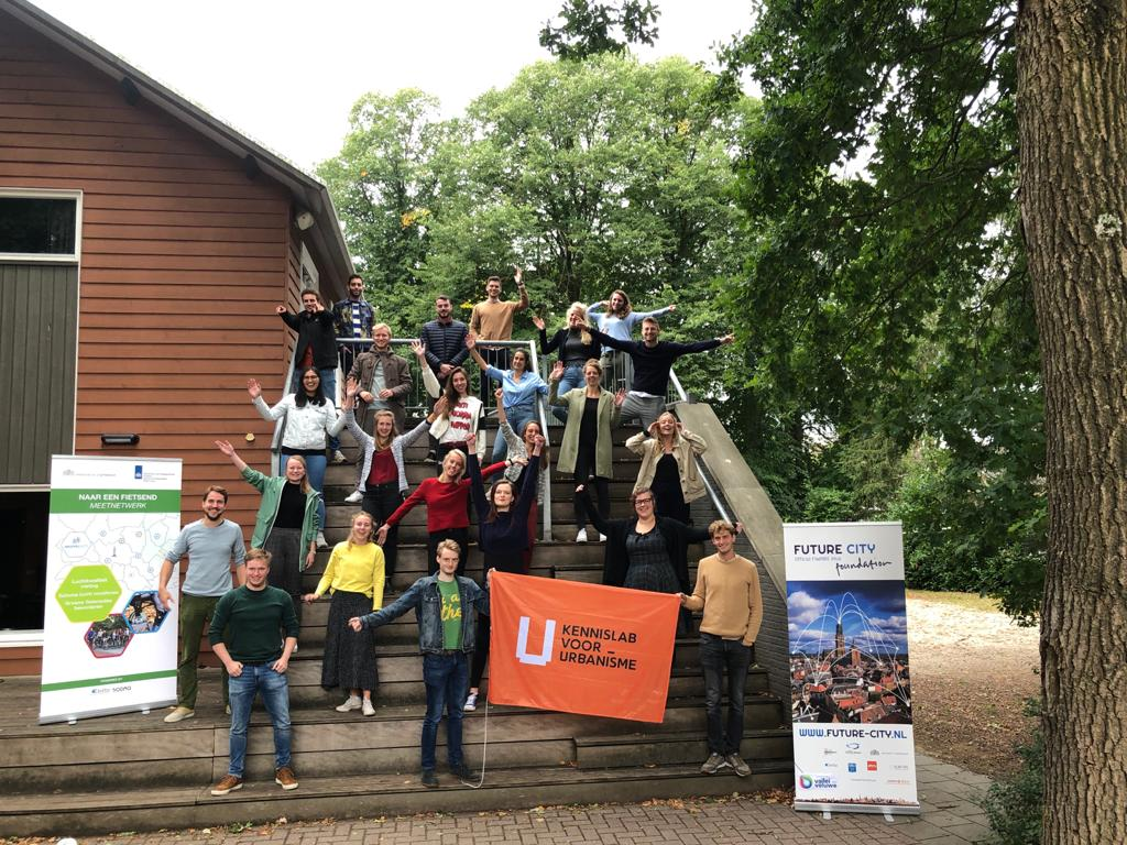 The Last mile, winnaar Snuffelfiets Summerschool