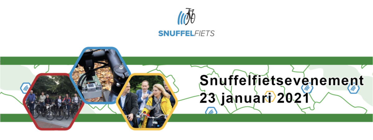 Snuffelfietsevenement