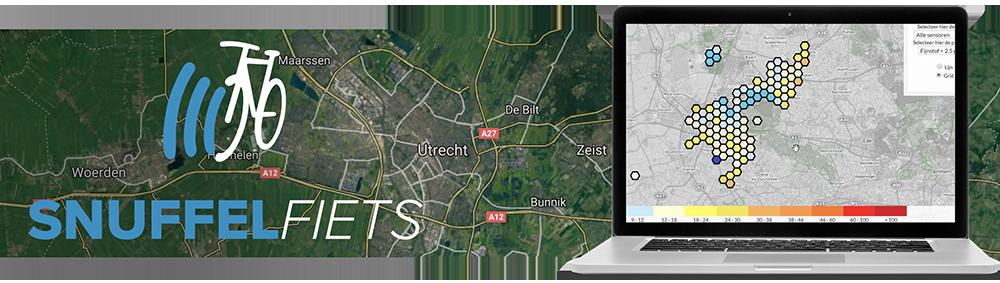 Deelnemer aan Snuffelfiets Utrecht? Geef aan of je doorfietst of stopt!